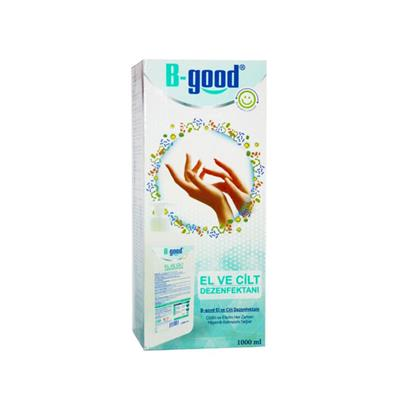 B-Good Antiseptik Dezenfektan El ve Cilt 1000 ML