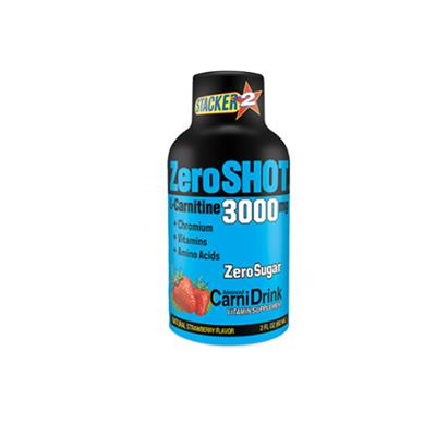 ZeroShot 3000mg Çilek 60ml