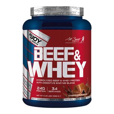 Bigjoy Sports Beef&Whey Chocolate 1088 Gr
