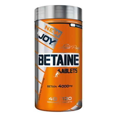 Bıgjoy Sports Betaine 4000 Mg 120 Tablet