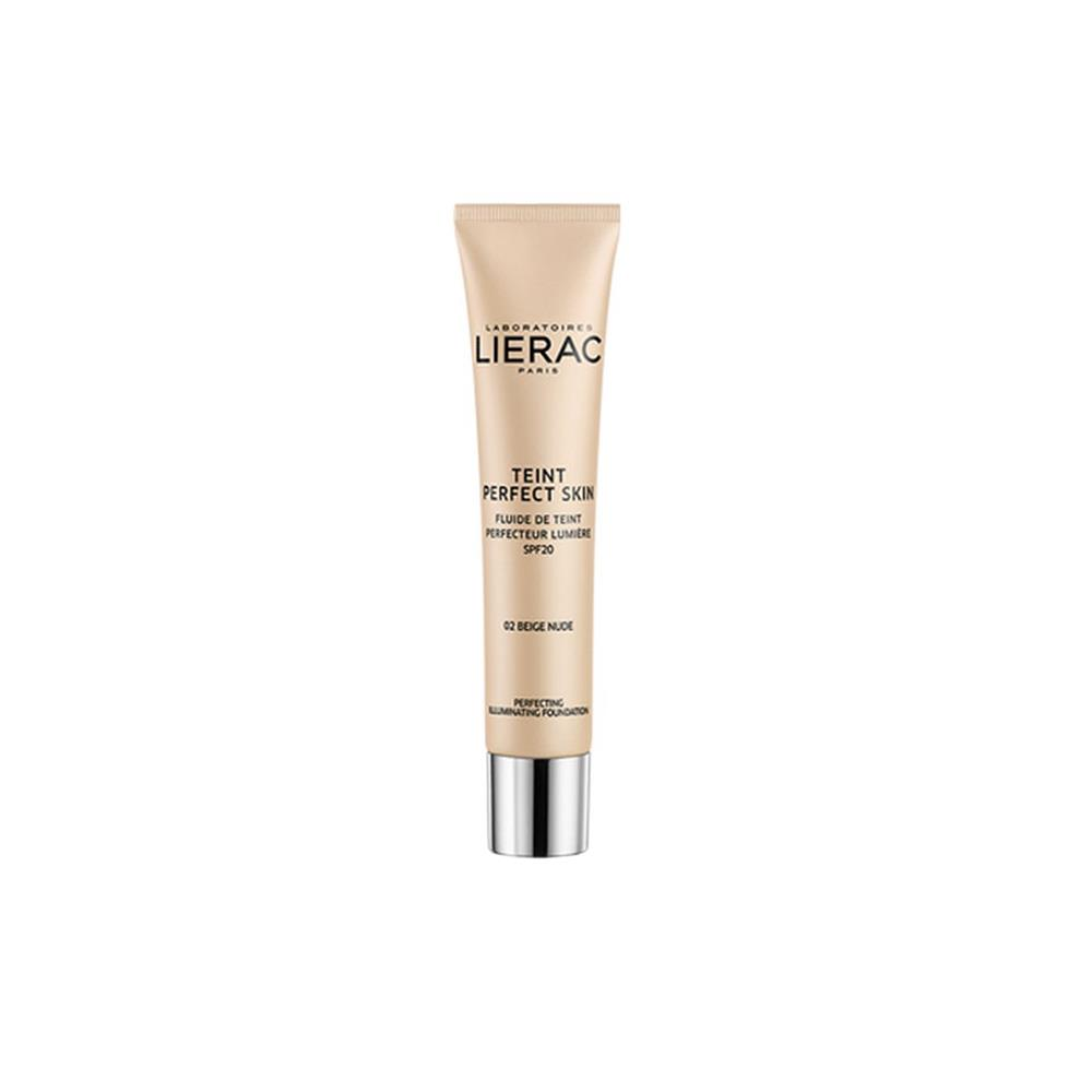 Lierac Perfect Skin Fluid Teınt Spf20 Beıge Nude  30 ml