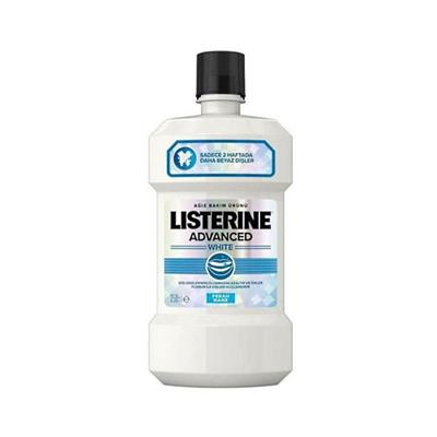 Listerine Advanced White 250ml Gargara
