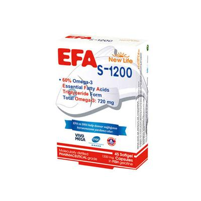 New Life Efa Super Omega 3 1200 45 Cap