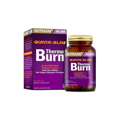 Nutraxin Quick Slim Thermo Burn 60 Tablets