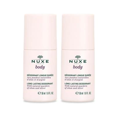 Nuxe Body Deo 24 Saat Etkili Deodorant 50ml 2li Set