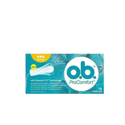 O.B. ProComfort Tampon Normal 16 Adet