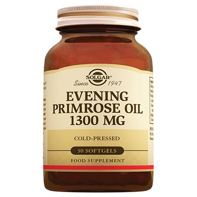 Solgar Evening Primrose Oil 500 Mg 30 Yumuşak Kapsül