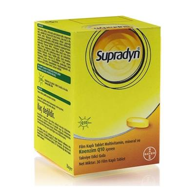 Supradyn All Day 30 Tablet