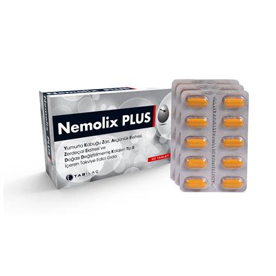 Tab İlaç Nemolix Plus 30 Tablet