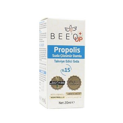 Bee'o Up % 15 Propolis Damla 20ml