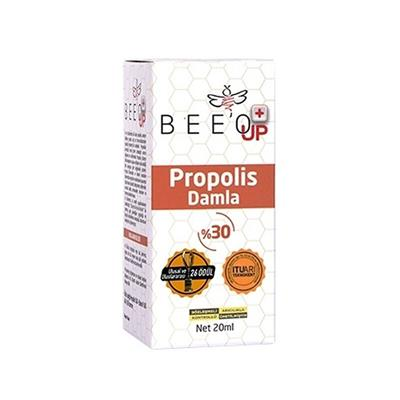 Bee'o Up % 30 Propolis Damla 20ml